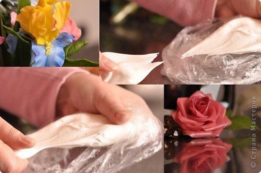 Мастер-класс Лепка: Улучшенный рецепт холодного фарфора  Фарфор холодный. Фото 3