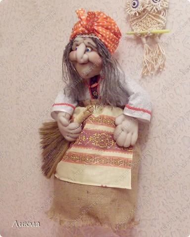 Мастер-класс Шитьё: Кукла-домашка. Часть четвертая. Финиш..... Ткань. Фото 2