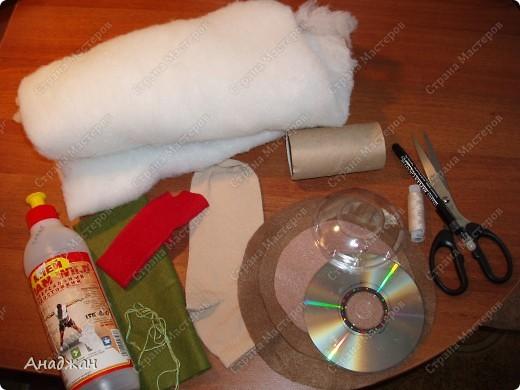 Куклы, Мастер-класс, Поделка, изделие Шитьё: Игольница-грибок с тайничком +МК Нитки, Ткань. Фото 21