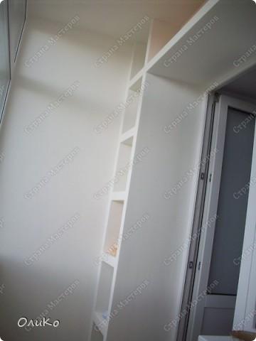 Интерьер Роспись: Декорирую балкон Краска. Фото 12
