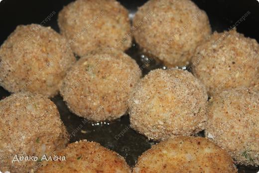 Мастер-класс Рецепт кулинарный: Рисовые колобки с тунцом Продукты пищевые. Фото 8