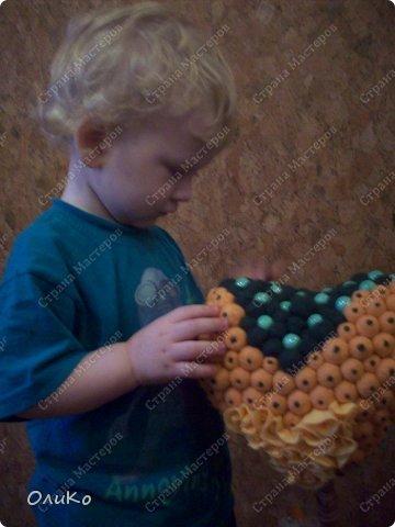 Фоторепортаж Валяние (фильцевание): Мой помощник в процессе создания работ)))) Шерсть Отдых. Фото 6