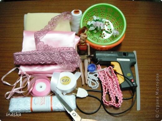 Куклы, Мастер-класс Шитьё: Мои шкатулки Барби обещанный МК 8 марта, Валентинов день, День рождения, День семьи, Новый год. Фото 2