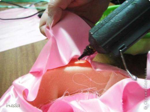 Куклы, Мастер-класс Шитьё: Мои шкатулки Барби обещанный МК 8 марта, Валентинов день, День рождения, День семьи, Новый год. Фото 15