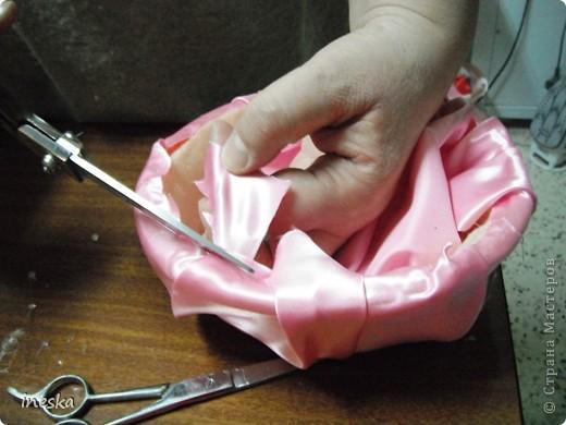 Куклы, Мастер-класс Шитьё: Мои шкатулки Барби обещанный МК 8 марта, Валентинов день, День рождения, День семьи, Новый год. Фото 17