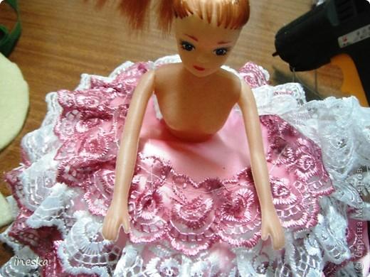 Куклы, Мастер-класс Шитьё: Мои шкатулки Барби обещанный МК 8 марта, Валентинов день, День рождения, День семьи, Новый год. Фото 23