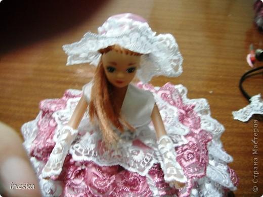 Куклы, Мастер-класс Шитьё: Мои шкатулки Барби обещанный МК 8 марта, Валентинов день, День рождения, День семьи, Новый год. Фото 28
