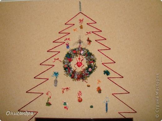 Новый год  наступил и тема с елками уже неактуальна,но  все-таки, решила показать.... Фото 1