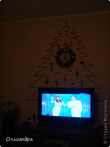 Новый год  наступил и тема с елками уже неактуальна,но  все-таки, решила показать.... Фото 6