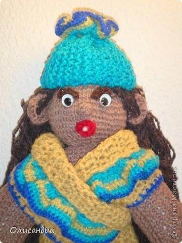 """Все-таки, интернет- это великая """"вещь""""...Увидишь что-нибудь, и так захочется сделать... Это произошло, когда я впервые увидела кукол Нелли Больгерт ... http://www.beadsky.com/nelly_borgelt.php?ln=ru http://www.sgddik.de/nelli/_ru/index.html Забавные человечки с большими руками показались мне очень милыми.... Фото 1"""