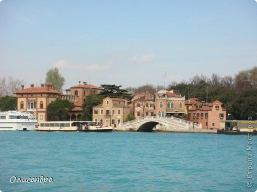Мы едем в Венецию. Это была моя мечта ,я думала,что несбыточная... На этом катере  домчались туда за 20 минут и 7,5 евро.... Фото 3