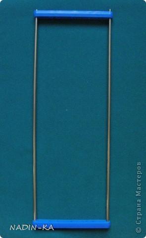 Гардероб, Мастер-класс, Материалы и инструменты Вязание, Вязание крючком: МК вязание на вилке.  Нулевой цикл. Нитки, Пряжа Дебют, Отдых. Фото 25
