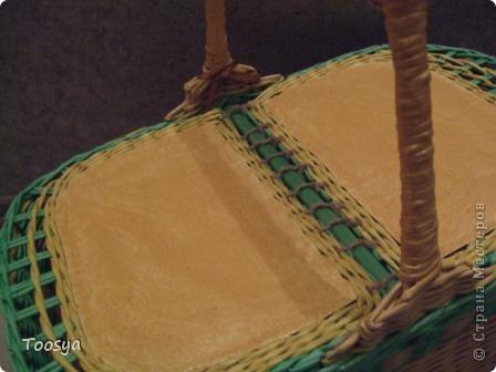 Поделка изделие Плетение Собственные повторюшки Бумага газетная фото 4