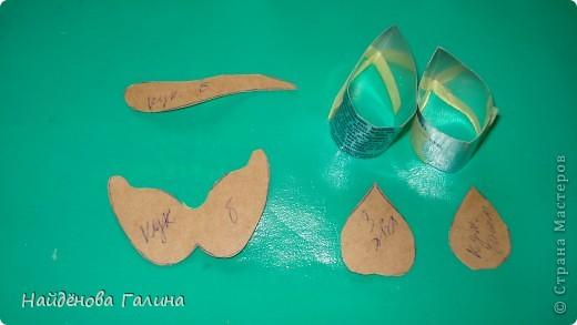 Мастер-класс Лепка: Как я делала Венерин башмачок из холодного фарфора. Фарфор холодный. Фото 2
