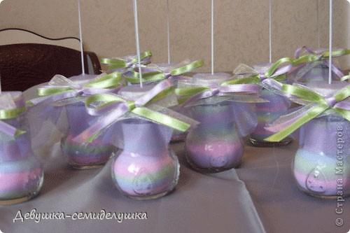 Декор предметов Насыпание: Лавандовая свадьба: посадочные карточки для банкетных столов Проволока Свадьба. Фото 3