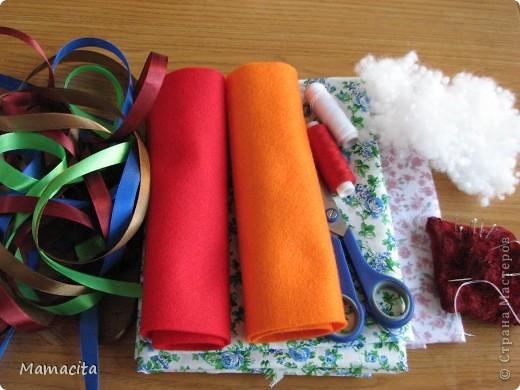 Мастер-класс Поделка изделие Шитьё 2в1 Сухая грелка + Массажные мешочки Материал природный Ткань фото 5