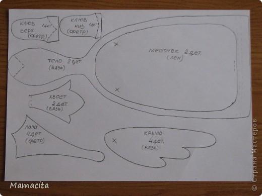 Мастер-класс Поделка изделие Шитьё 2в1 Сухая грелка + Массажные мешочки Материал природный Ткань фото 4