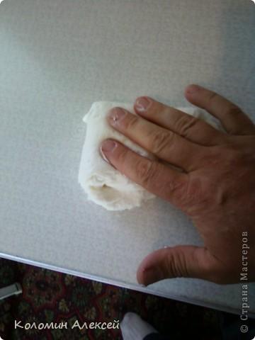 Мастер-класс Лепка: Рецепт ХФ обещанный MAKREL + рецепт приготовления рисового крахмала самому. Фарфор холодный. Фото 24