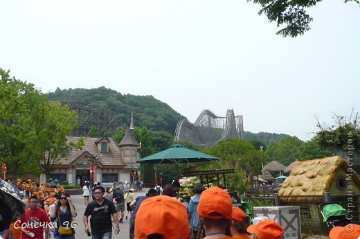 Фоторепортаж: Южная Корея (часть 2) Экскурсия. Фото 50