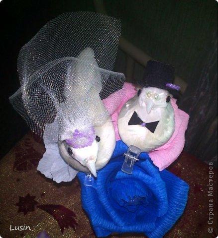 Мастер-класс Моделирование: Свадебный сундучок для денег Бисер, Картон, Ленты, Ткань Свадьба. Фото 24