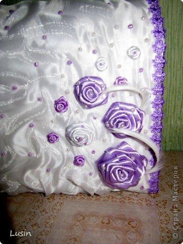 Мастер-класс Моделирование: Свадебный сундучок для денег Бисер, Картон, Ленты, Ткань Свадьба. Фото 19
