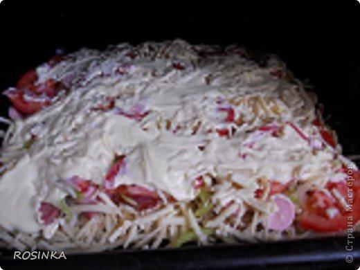 Мастер-класс Рецепт кулинарный: Пицца на картошке Продукты пищевые. Фото 1