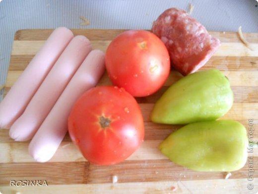 Мастер-класс Рецепт кулинарный: Пицца на картошке Продукты пищевые. Фото 2