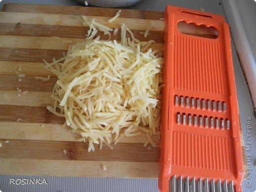 Мастер-класс Рецепт кулинарный: Пицца на картошке Продукты пищевые. Фото 3
