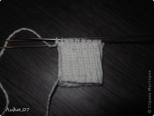Мастер-класс Вязание: Варежки-Мышки Пряжа. Фото 3