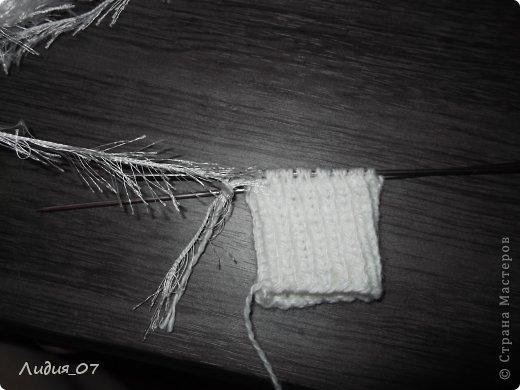 Мастер-класс Вязание: Варежки-Мышки Пряжа. Фото 4
