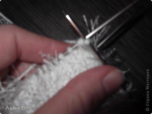 Мастер-класс Вязание: Варежки-Мышки Пряжа. Фото 14