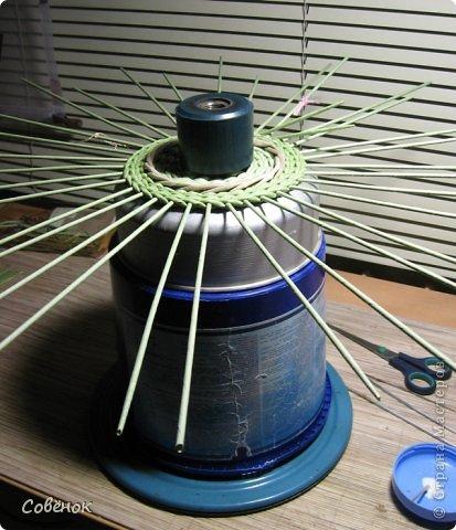 Мастер-класс Плетение: МК - Шкатулка из бумаги. Бумага газетная, Трубочки бумажные. Фото 23