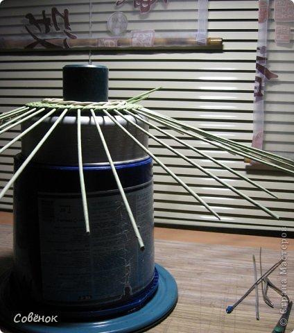 Мастер-класс Плетение: МК - Шкатулка из бумаги. Бумага газетная, Трубочки бумажные. Фото 24