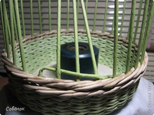 Мастер-класс Плетение: МК - Шкатулка из бумаги. Бумага газетная, Трубочки бумажные. Фото 38