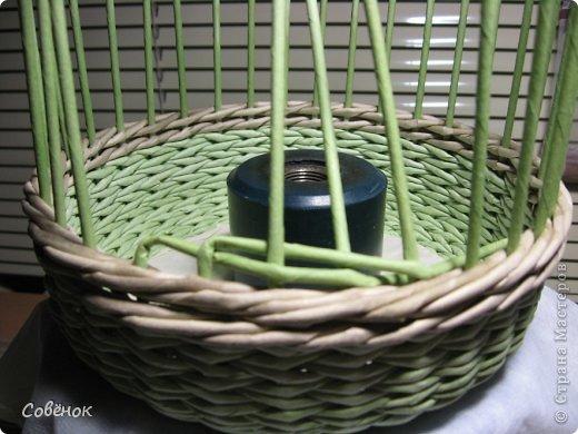 Мастер-класс Плетение: МК - Шкатулка из бумаги. Бумага газетная, Трубочки бумажные. Фото 39