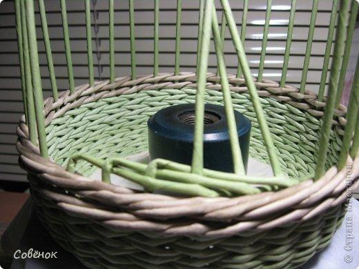 Мастер-класс Плетение: МК - Шкатулка из бумаги. Бумага газетная, Трубочки бумажные. Фото 40