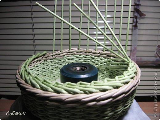 Мастер-класс Плетение: МК - Шкатулка из бумаги. Бумага газетная, Трубочки бумажные. Фото 41