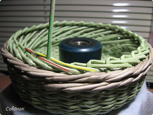 Мастер-класс Плетение: МК - Шкатулка из бумаги. Бумага газетная, Трубочки бумажные. Фото 44