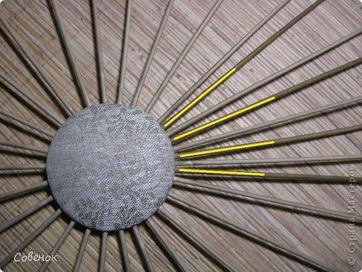 Мастер-класс Плетение: МК - Шкатулка из бумаги. Бумага газетная, Трубочки бумажные. Фото 49