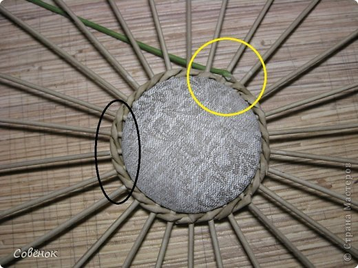 Мастер-класс Плетение: МК - Шкатулка из бумаги. Бумага газетная, Трубочки бумажные. Фото 51