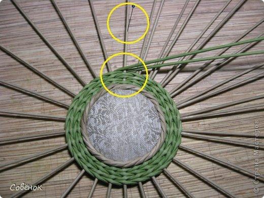 Мастер-класс Плетение: МК - Шкатулка из бумаги. Бумага газетная, Трубочки бумажные. Фото 53