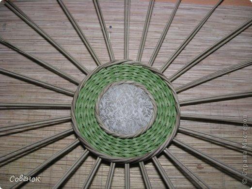Мастер-класс Плетение: МК - Шкатулка из бумаги. Бумага газетная, Трубочки бумажные. Фото 55