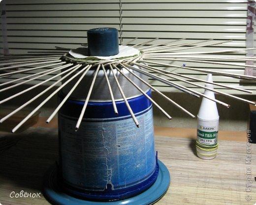 Мастер-класс Плетение: МК - Шкатулка из бумаги. Бумага газетная, Трубочки бумажные. Фото 57