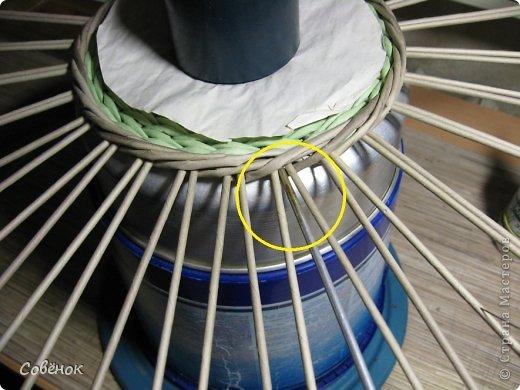 Мастер-класс Плетение: МК - Шкатулка из бумаги. Бумага газетная, Трубочки бумажные. Фото 58