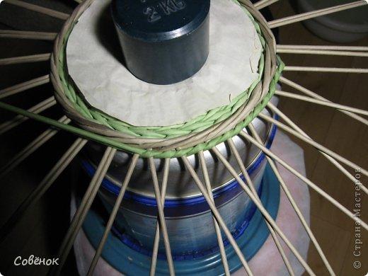 Мастер-класс Плетение: МК - Шкатулка из бумаги. Бумага газетная, Трубочки бумажные. Фото 59