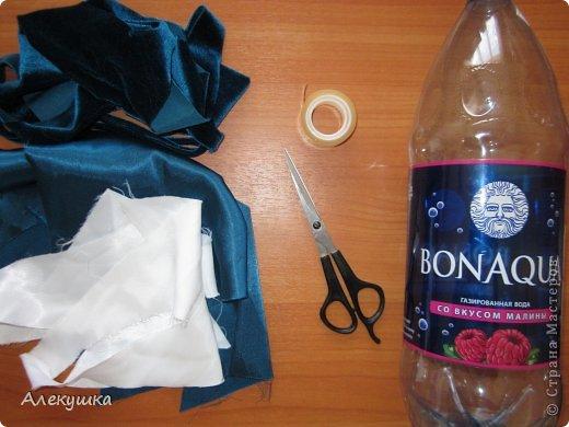 Мастер-класс Шитьё: обруч для принцессы из подручных средств Бутылки пластиковые. Фото 1
