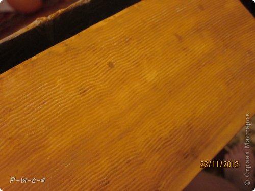 Мастер-класс Аппликация: Книга шкатулка (1часть) Бумага, Гуашь, Картон 8 марта, День учителя, Начало учебного года, Новый год. Фото 16