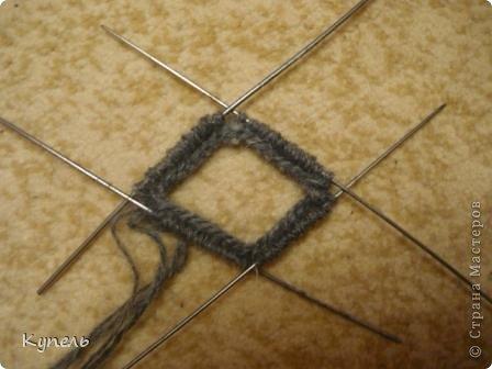 Мастер-класс Вязание: Следочки-черевички Пряжа. Фото 2