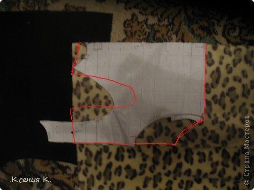 Мастер-класс Шитьё: Обещанный мастер класс по пошиву комбинезона для собак Ткань. Фото 5