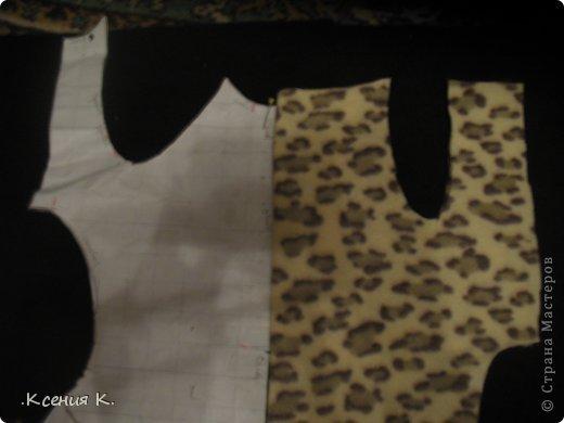 Мастер-класс Шитьё: Обещанный мастер класс по пошиву комбинезона для собак Ткань. Фото 6